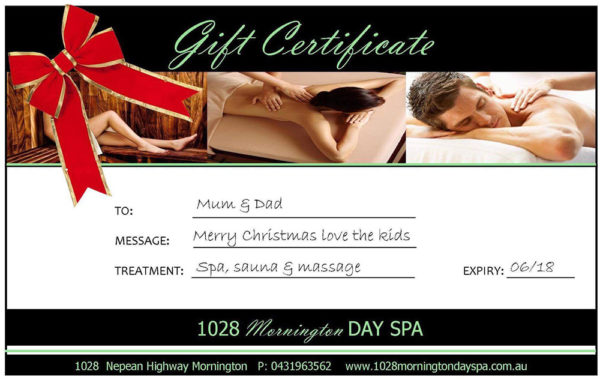 1028 Mornington Day Spa | Massage and Spa Packages | Mornington Peninsula