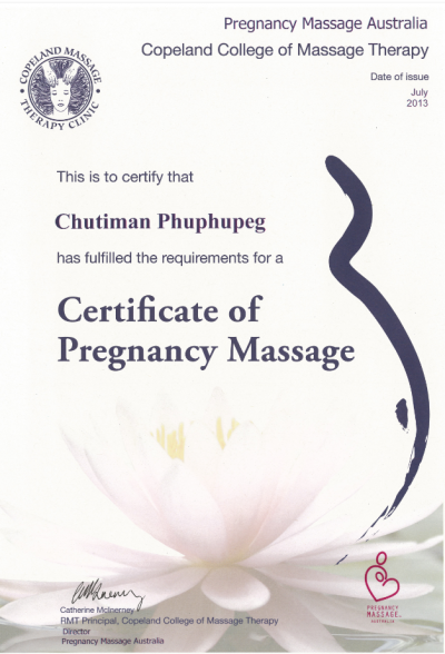 Pregnancy Massage Mornington Peninsula