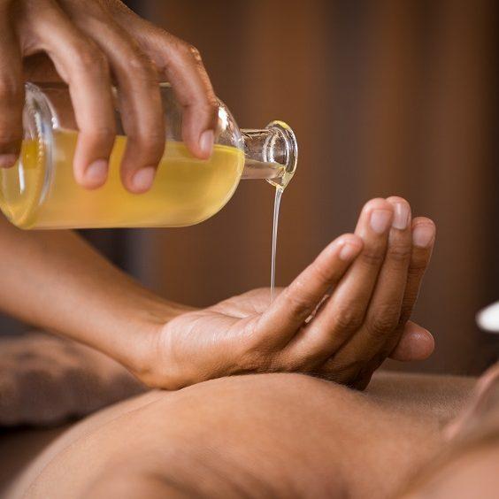 Combination Oils Massage